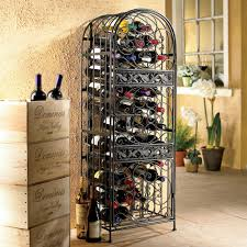Wine storage table Wooden Shop Wine Enthusiast Renaissance Antique Bronze Wrought Iron Wine Jail Free Shipping Today Overstock 10068444 Overstockcom Shop Wine Enthusiast Renaissance Antique Bronze Wrought Iron Wine