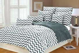 black chevron bedding set gray and white chevron bedding beauty grey chevron bedding sets all modern