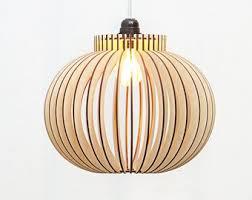 scandinavian lighting design. Already ASSEMBLED Scandinavian Style Wooden Hanging Lamp / Lighting Design Kitchen