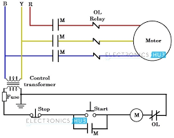 contactor relay wiring diagram gandul 45 77 79 119 Contactor Schematic three phase wiring within 3 phase motor wiring diagram contactor relay contactor schematic symbol