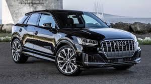 Q2 Design Audi Sq2 Flaunts Real Quad Exhausts In Professionally Shot Video