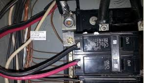 changing from 50amp to 30amp breaker doityourself com community attached images
