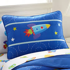 galaxy outer space blue bedding twin or fullqueen comforter set sets ootw n