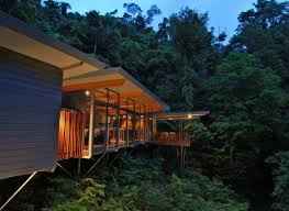 Modern Tree Houses Hp Tree House By Mmp Architects