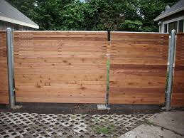 horizontal wood fence panels. Image Of: Best Horizontal Fence Panels Wood