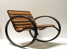 modern outdoor rocking chair. Modern Outdoor Rocking Chair Rocker Regarding Design Home Interior Christmas Figurines A
