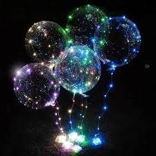 String Light Balloon Pin On 16th Zodiac Party