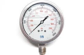 Контрольно измерительный инструмент и контрольно измерительные   инструмент и контрольно измерительные приборы Отображать dl cr14p2000 Манометр высокого давления 2000 бар