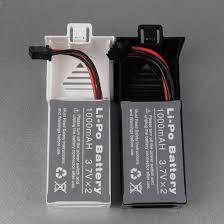 aliexpress com buy original 3 7v x 2 1000mah li po battery for aliexpress com buy original 3 7v x 2 1000mah li po battery for udi u842 u842 1 u818s rc quadcopter drone spare parts from reliable li po battery suppliers