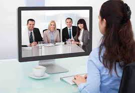 How To Do A Video Interview Online Video Interview How Does It Work Smart Hiring Mobile