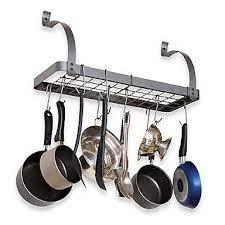 pot racks hanging pot racks pan