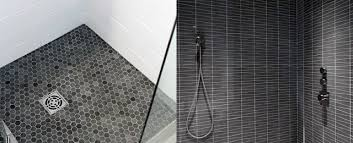 40 Bathroom Shower Tile Ideas Luxury Interior Designs Interesting Black Bathroom Tile Ideas
