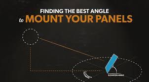 Seasonal Sun Angle Chart Tilt Azimuth Angle Find The Optimal Angle To Mount Your