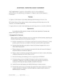 Agent Contract Template agent contract template Ninjaturtletechrepairsco 1