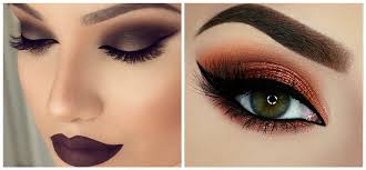 high fashion makeup beautiful cur trends