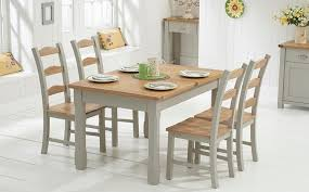 painted dining table sets