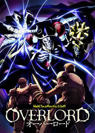 Image result for انیمه overlord