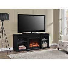 Living Room Furniture Tv Stands Furniture Tv Stand With Electric Fireplace Fireplace Tv Stand