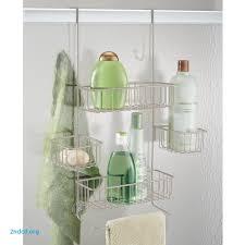 interdesign metalo adjule over door shower caddy bathroom storage shelves for shampoo conditioner and