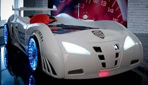 Speedster Police Racing Car Bed