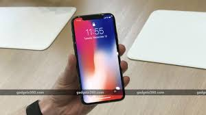 iphone x price. iphone x with rs. 10,000 cashback via airtel online store | technology news iphone price t