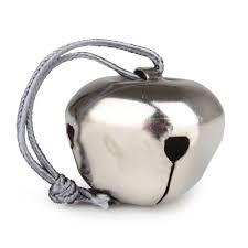 Glöckchen Metall Zum Hängen ø 4 Cm 11 Cm Silber 3463891