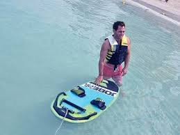 About Kneeboarding