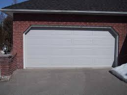 What is the standard garage door size - House Design