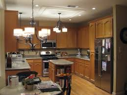 ... Medium Size Of Kitchen Design:magnificent Awesome Kitchen Island  Lighting With Overhead Lighting For Kitchen