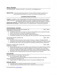 Fake Resume Generator Resume For Study