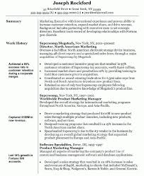 Marketing Project Manager Resume. Marketing Project Manager Resume ...