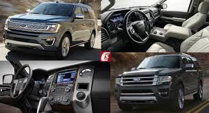 2018 ford expedition interior. interesting ford how does the allnew 2018 ford expedition stack against its predecessor throughout ford expedition interior