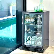 small glass door refrigerator refrigerator glass door mini fridge rs fl design home small small