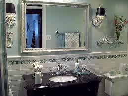 Bathroom Light bathroom lighting sconces : Bathroom: Beautiful Wall Sconces For Bathrooms With Black Lamp ...
