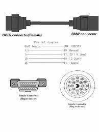 bmw obd wiring diagram wiring diagrams 20pin to odbii conversion