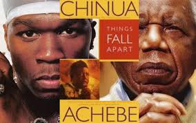 "things fall apart"" for cent chinua achebe blocks movie title ""things fall apart"" for 50 cent chinua achebe blocks movie title"