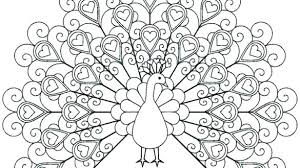 Peacock To Color Coloring Pages Peacock Peacock Pictures To Color