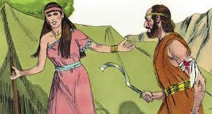 Bible Lesson: Deborah and Barak (Judges 4-5) | Ministry-To-Children