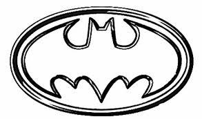 Small Picture Batman Logo Coloring Pages bestcameronhighlandsapartmentcom