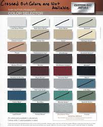 Color Selection Superior Seamless Gutter