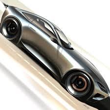 Maserati Auto Designer Maserati Granturismo Successor Rendered By Lexus Designer