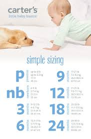 Its Hard To Know What Size To Buy Baby We Hope This Simple