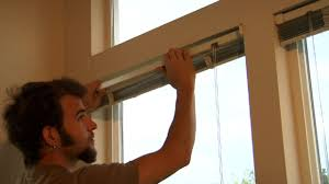 Install Blinds Outsideow Frame Mount On Installing Metal Mounting Installing Blinds On Windows
