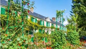 half day guided tour of giverny monet s gardens from paris