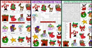 Christmas Vocabulary Cards] Free Christmas Flashcard Set From ...