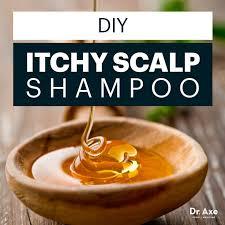 diy itchy scalp shampoo dr axe