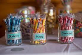 Candy Buffet Jar Decorations Decor Creative Candy Buffet Jar Decorations Home Interior Design 2