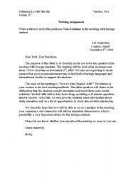 formal letter example formal letter example university best ideas of how to write a formal