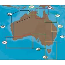 Cmap Aum005 Map Wide Jeppesen Blue Bottle Marine