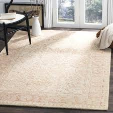 4x6 wool rug handmade aspen ivory blush wool rug 4x6 wool area rugs